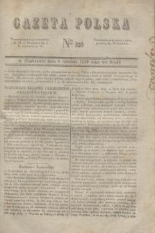 Gazeta Polska. 1830, Nro 325 (8 grudnia)