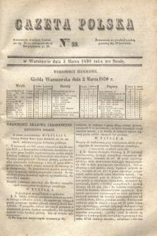 Gazeta Polska. 1830, Nro 59 (3 marca)