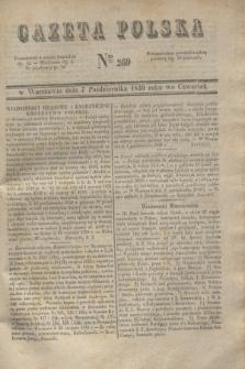 Gazeta Polska. 1830, Nro 269 (7 października)