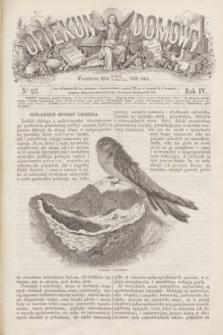 Opiekun Domowy. R.4, nr 23 (10 czerwca 1868)