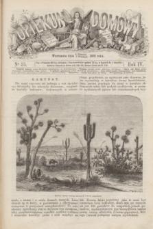 Opiekun Domowy. R.4, nr 35 (2 września 1868)