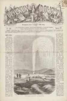 Opiekun Domowy. R.4, nr 48 (2 grudnia 1868)