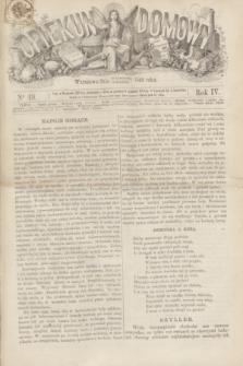 Opiekun Domowy. R.4, nr 49 (9 grudnia 1868)