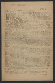 Dziennik Radiowy. R.5, nr 179 (1 sierpnia 1944)
