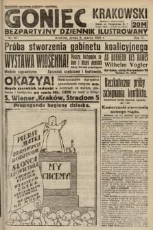 Goniec Krakowski : bezpartyjny dziennik popularny. 1922, nr67