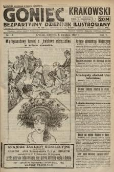 Goniec Krakowski : bezpartyjny dziennik popularny. 1922, nr98