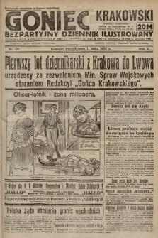 Goniec Krakowski : bezpartyjny dziennik popularny. 1922, nr118