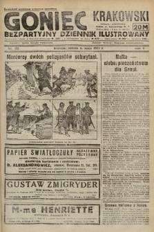Goniec Krakowski : bezpartyjny dziennik popularny. 1922, nr122