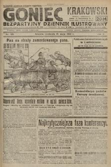 Goniec Krakowski : bezpartyjny dziennik popularny. 1922, nr129
