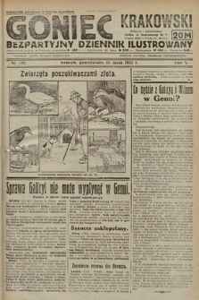 Goniec Krakowski : bezpartyjny dziennik popularny. 1922, nr130