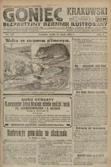 Goniec Krakowski : bezpartyjny dziennik popularny. 1922, nr132