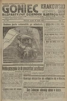 Goniec Krakowski : bezpartyjny dziennik popularny. 1922, nr134