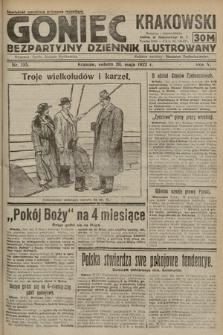 Goniec Krakowski : bezpartyjny dziennik popularny. 1922, nr135