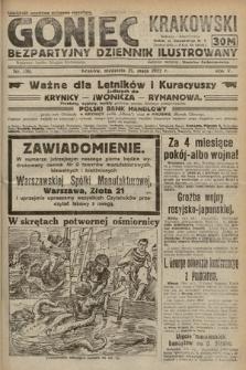 Goniec Krakowski : bezpartyjny dziennik popularny. 1922, nr136