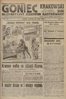 Goniec Krakowski : bezpartyjny dziennik popularny. 1922, nr143