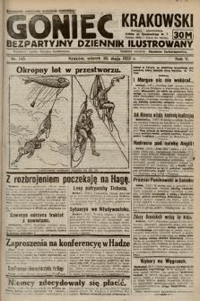 Goniec Krakowski : bezpartyjny dziennik popularny. 1922, nr145