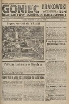 Goniec Krakowski : bezpartyjny dziennik popularny. 1922, nr150