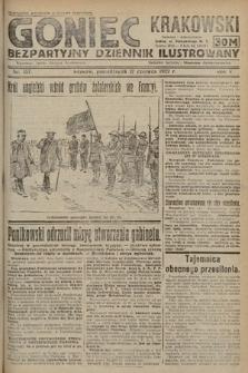 Goniec Krakowski : bezpartyjny dziennik popularny. 1922, nr157