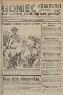 Goniec Krakowski : bezpartyjny dziennik popularny. 1922, nr162