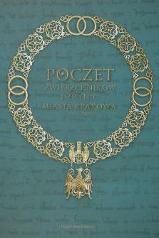 Poczet zwierzchników dzielnic miasta Krakowa : (1396-2018)