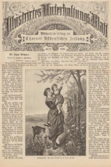 Illustrirtes Unterhaltungs-Blatt : Wöchentliche Beilage zur Thorner Ostdeutschen Zeitung. 1890, № 21 ([25 Mai])