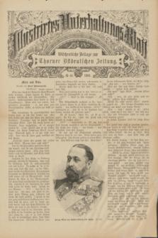 Illustrirtes Unterhaltungs-Blatt : Wöchentliche Beilage zur Thorner Ostdeutschen Zeitung. 1893, № 44 ([5 November])