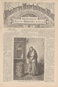 Illustrirtes Unterhaltungs-Blatt : Wöchentliche Beilage zur Thorner Ostdeutschen Zeitung. 1894, № 8 ([25 Februar])