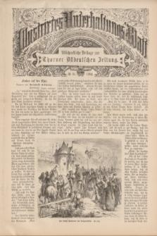 Illustrirtes Unterhaltungs-Blatt : Wöchentliche Beilage zur Thorner Ostdeutschen Zeitung. 1894, № 31 ([5 August])