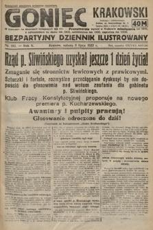 Goniec Krakowski : bezpartyjny dziennik popularny. 1922, nr183