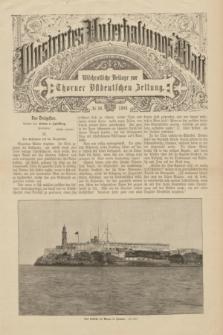 Illustrirtes Unterhaltungs-Blatt : Wöchentliche Beilage zur Thorner Ostdeutschen Zeitung. 1898, № 30 ([24 Juli])