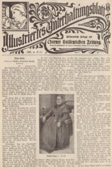 Illustriertes Unterhaltungsblatt : Wöchentliche Beilage zur Thorner Ostdeutschen Zeitung. 1901, № 34 ([18 August])