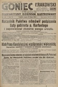 Goniec Krakowski : bezpartyjny dziennik popularny. 1922, nr196