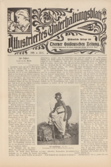 Illustriertes Unterhaltungsblatt : Wöchentliche Beilage zur Thorner Ostdeutschen Zeitung. 1902, № 47 ([16 November])