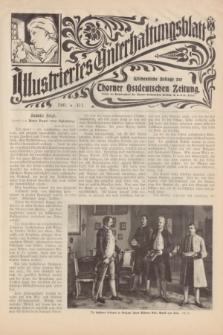 Illustriertes Unterhaltungsblatt : Wöchentliche Beilage zur Thorner Ostdeutschen Zeitung. 1903, № 1 ([1 Januar])