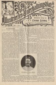Illustriertes Unterhaltungsblatt : Wöchentliche Beilage zur Thorner Zeitung. 1907, № 1 ([6 Januar])