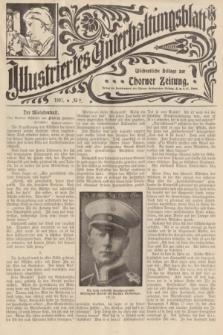 Illustriertes Unterhaltungsblatt : Wöchentliche Beilage zur Thorner Zeitung. 1907, № 2 ([13 Januar])