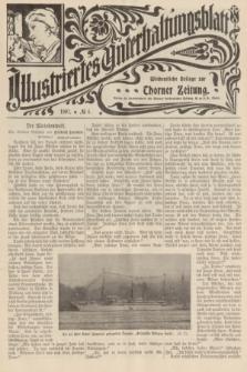 Illustriertes Unterhaltungsblatt : Wöchentliche Beilage zur Thorner Zeitung. 1907, № 4 ([27 Januar])