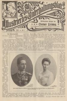 Illustriertes Unterhaltungsblatt : Wöchentliche Beilage zur Thorner Zeitung. 1907, № 5 ([3 Februar])