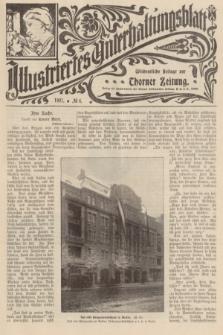 Illustriertes Unterhaltungsblatt : Wöchentliche Beilage zur Thorner Zeitung. 1907, № 6 ([10 Februar])