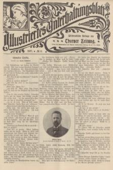 Illustriertes Unterhaltungsblatt : Wöchentliche Beilage zur Thorner Zeitung. 1907, № 10 ([10 März])
