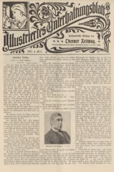 Illustriertes Unterhaltungsblatt : Wöchentliche Beilage zur Thorner Zeitung. 1907, № 11 ([17 März])