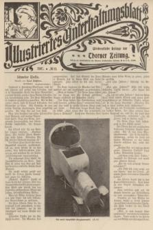 Illustriertes Unterhaltungsblatt : Wöchentliche Beilage zur Thorner Zeitung. 1907, № 12 ([17 März])