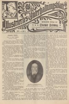Illustriertes Unterhaltungsblatt : Wöchentliche Beilage zur Thorner Zeitung. 1907, № 13 ([24 März])