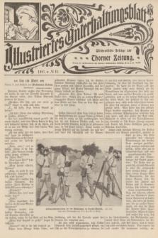 Illustriertes Unterhaltungsblatt : Wöchentliche Beilage zur Thorner Zeitung. 1907, № 15 ([14 April])