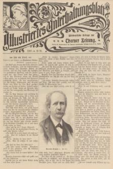 Illustriertes Unterhaltungsblatt : Wöchentliche Beilage zur Thorner Zeitung. 1907, № 16 ([21 April])