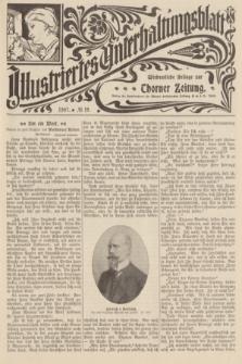 Illustriertes Unterhaltungsblatt : Wöchentliche Beilage zur Thorner Zeitung. 1907, № 19 ([12 Mai])