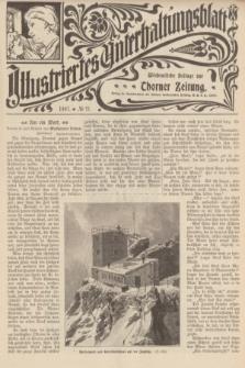 Illustriertes Unterhaltungsblatt : Wöchentliche Beilage zur Thorner Zeitung. 1907, № 21 ([26 Mai])