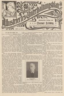 Illustriertes Unterhaltungsblatt : Wöchentliche Beilage zur Thorner Zeitung. 1907, № 22 ([2 Juni])