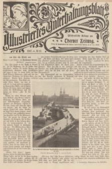 Illustriertes Unterhaltungsblatt : Wöchentliche Beilage zur Thorner Zeitung. 1907, № 23 ([9 Juni])