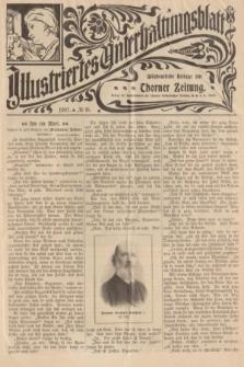 Illustriertes Unterhaltungsblatt : Wöchentliche Beilage zur Thorner Zeitung. 1907, № 26 ([30 Juni])